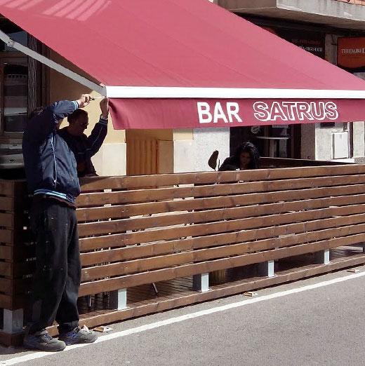 Tendals Egara · Tendals a Terrassa, professionals amb 25 anys d'experiència