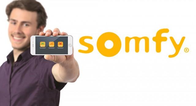 Somfy Connexoon, la domòtica més moderna de persianes i tendals