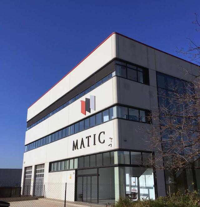 Visitem Matic, líder en fabricació de màquines de tall i manipulació tèxtil